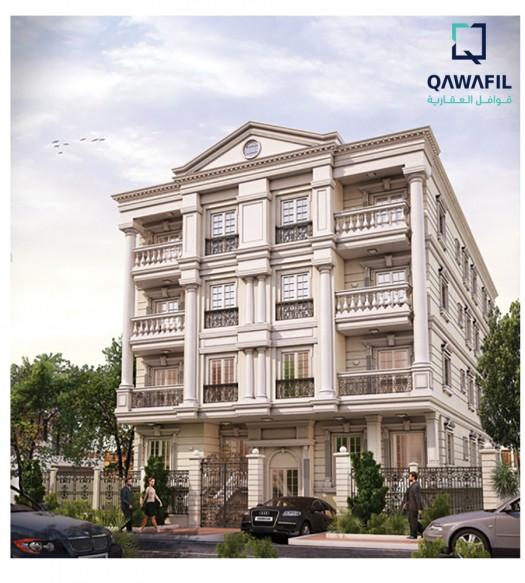 مشروع 822 الاندلس القاهرة الجديدة
